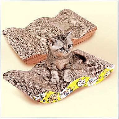Iarba Mâței Scratch Pad Hârtie Pentru Jucărie Pisică