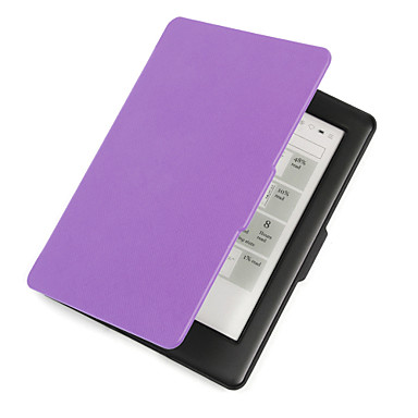 Case For KOBO Full Body Cases Cases with Stand Full Body Cases Solid Color Novelty Hard PU Leather for