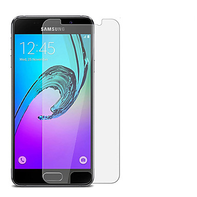 Sticlă securizată Ecran protector pentru Samsung Galaxy A3 (2017) Ecran Protecție Față High Definition (HD) 9H Duritate 2.5D Muchie