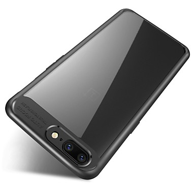 Fall für ein plus 5 volle schützende Silikon Acryl transparente rückseitige Abdeckung