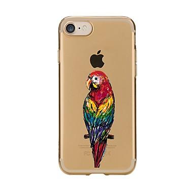 Maska Pentru Apple iPhone 7 Plus iPhone 7 Model Capac Spate Animal Moale TPU pentru iPhone 7 Plus iPhone 7 iPhone 6s Plus iPhone 6s