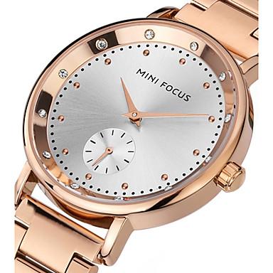 Pentru femei de Copil Ceas Brățară Unic Creative ceas Ceas Casual Simulat Diamant Ceas Ceasuri Pave Ceas Sport Ceas Elegant  Ceas La Modă