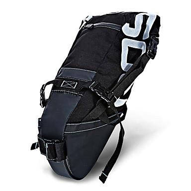 حقيبة الدراجة 10Lحقيبة السراج للدراجة متعددة الوظائف حقيبة الدراجة بوليستر حقيبة الدراجة