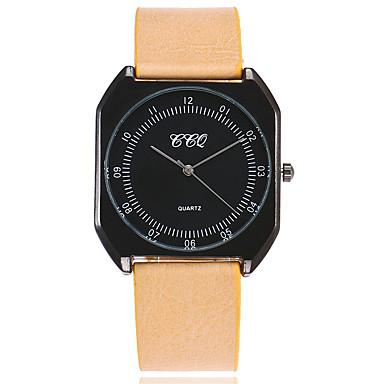 Pentru femei Unic Creative ceas Ceas de Mână Ceas Brățară Ceas La Modă Ceas Casual Chineză Quartz cald Vânzare Piele Bandă Vintage Casual