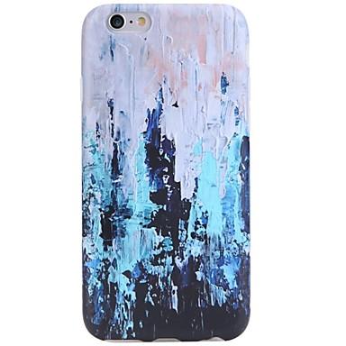 Caz pentru iphone 7 6 marmură tpu soft ultra-subțire spate cover case cover iphone 8 7 plus 6 6s plus se 5s 5 5c 4s 4