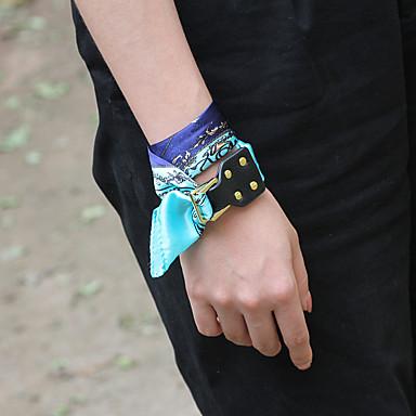 Pentru femei Bratari Wrap Design Basic Natură Geometric Elegant La modă Vintage Stil Punk Σταυρός Personalizat Hip-Hop Confecționat