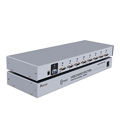 VGA Despărțitoare, VGA to VGA 3.5mm audio Jack Despărțitoare Damă-Damă