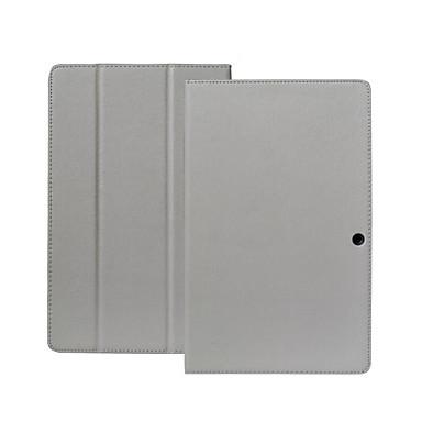 Originalul teclast x98 aer iii / x98 plus piele caz puf material plastic triplu pliere design stand funcția