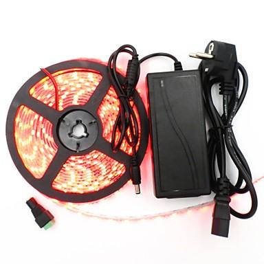 Bare De Becuri LED Rigide 300 LED-uri Alb Cald Alb Verde Galben Albastru Roșu Ce poate fi Tăiat Rezistent la apă Auto- Adeziv De Legat