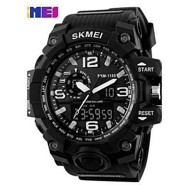 cheap Women's Watches-Men's Sport Watch Skeleton
