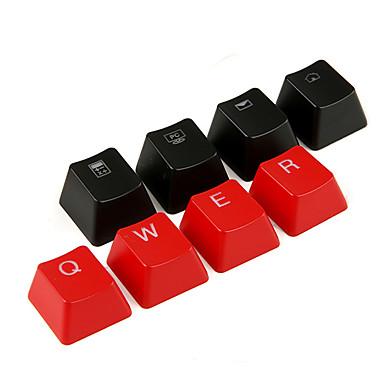 Ducky Translucent Abs Keycap set voor mechanische toetsenbord top afgedrukt