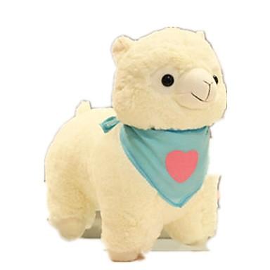 Plüschtiere Puppen Kissen Kuscheltiere & Plüschtiere Spielzeuge Pferd Schaf Niedlich Schwamm Unisex Stücke