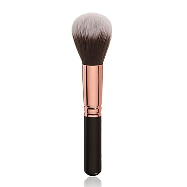 1pc Makeup Brushes Professional Blush Brush Synthetic Hair Beech Wood / Metal
