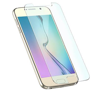 زجاج مقسي (HD) دقة عالية 9Hقسوة 2.5Dحافة منعظفة حامي شاشة أمامي Samsung Galaxy