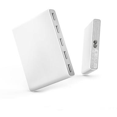 Încărcător USB 5 porturi Stație încărcător de birou Cu Quick Charge 2.0 Universal Adaptor de încărcare