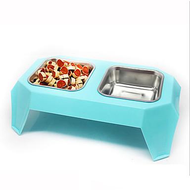 Katzen Hundenäpfe& Wasserflaschen Haustier Schüsseln& Fütterung