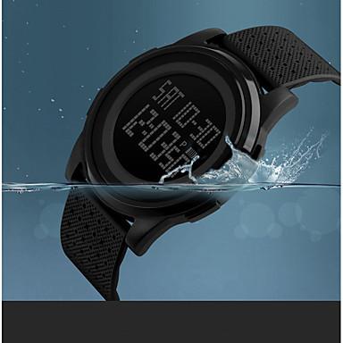 Herrn Einzigartige kreative Uhr Armbanduhr Smart Watch Kleideruhr Modeuhr Sportuhr Chinesisch digital Kalender Chronograph Wasserdicht