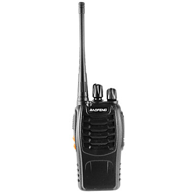 BAOFENG 888S Telsizler Elde Kullanılabilir Analog 3KM-5KM 3KM-5KM 16CH 1500mAh <5W Telsiz İki Yönlü Radyo