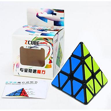 cubul lui Rubik pyraminx Mirror Cube Cub Viteză lină Cuburi Magice Alină Stresul puzzle cub Plastice Dreptunghiular Pătrat Cadou