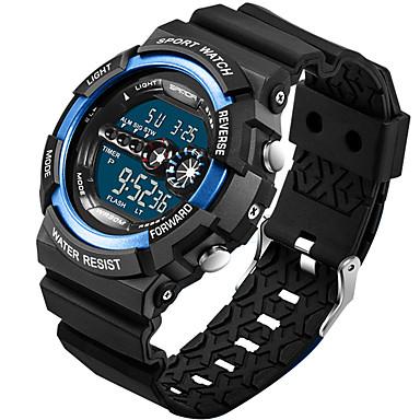 SANDA Bărbați Ceas Sport Ceas Militar Ceas La Modă Ceas de Mână Unic Creative ceas Ceas Casual Piloane de Menținut CarneaCalendar