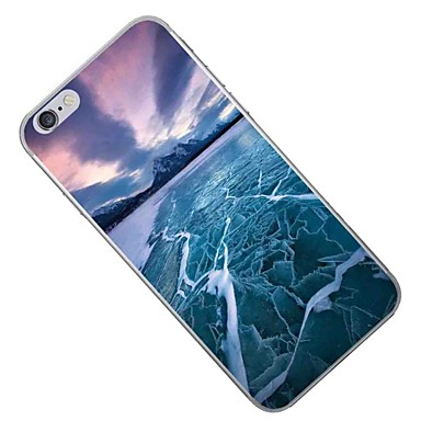 iPhone Plus TPU Plus per retro 7 Plus Paesaggi iPhone 7 Per 7 Per Custodia 6s 7 Fantasia iPhone Apple disegno iPhone 06105174 iPhone Morbido wqR6AOYx