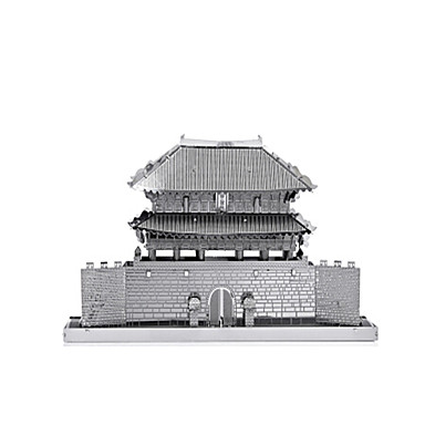 Holzpuzzle Metallpuzzle Spielzeuge Berühmte Gebäude 3D Heimwerken Aleación keine Angaben Stücke
