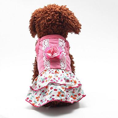 Hund Kleider Hundekleidung Lässig/Alltäglich Blumen/Pflanzen Kostüm Für Haustiere