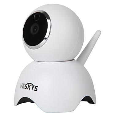 VESKYS 1.3 MP Interior with IR-cut 64(Difuzor încorporat Microfon Încorporat Zi Noapte Detectare mișcare Acces la distanță Alimentează și