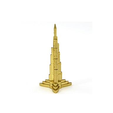 Puzzle Puzzle Metal Turn Clădire celebru 3D Reparații Articole de ceramică MetalPistol Unisex Cadou