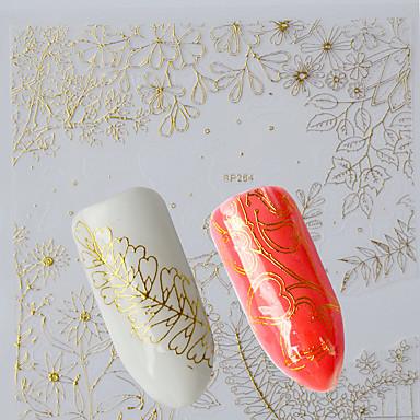 1 Nail Art autocolant 3-D Consumabile DIY machiaj cosmetice Nail Art Design