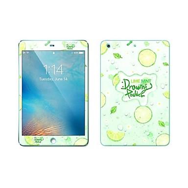 Ecran protector pentru Apple iPad Mini 3/2/1 Sticlă securizată Ecran Protecție Față & Spate 9H Duritate 2.5D Muchie Curbată Model