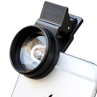 12.5X Macro Obiectivul camerei Lense pentru Smartphone iPad iPhone Samsung Huawei Xiaomi