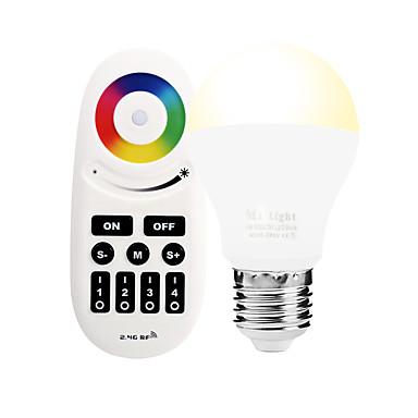 6W 600 lm E27 Smart LED Glühlampen A60(A19) 14 Leds SMD 5050 WiFi Infrarot-Sensor Abblendbar Lichtsteuerung APP-Steuerung Ferngesteuert