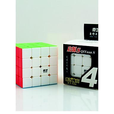 cubul lui Rubik QIYI Răzbunare 4*4*4 Cub Viteză lină Cuburi Magice Jucării Educaționale Alină Stresul puzzle cub Cadou Unisex