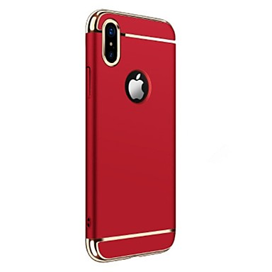 7 Custodia iPhone 8 8 Per Plus Placcato X unica 8 Plus retro 06204476 Apple X iPhone iPhone PC iPhone iPhone per iPhone Tinta Resistente Per rwvAqr