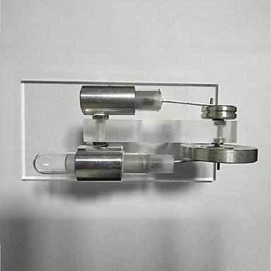 Silnik Stirlinga / Model silnika / Modele ekspozycyjne Maszyna Zabawa / DIY Dla dzieci Prezent