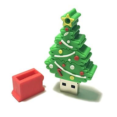 1gb Crăciun usb flash drive desen animat creativ Crăciun copac Crăciun cadou usb 2.0