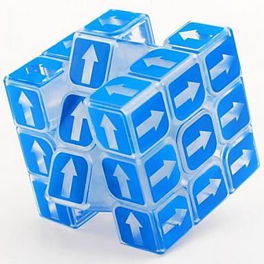 cubul lui Rubik Cubul de Sudoku 3*3*3 Cub Viteză lină Cuburi Magice Sudoku puzzle-uri Alină Stresul puzzle cub Plastice Dreptunghiular