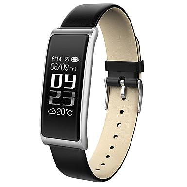 hhy nou c9 inteligente wristbands ritmul cardiac mesaj de monitorizare împinge impermeabil de afaceri sport brățară android ios