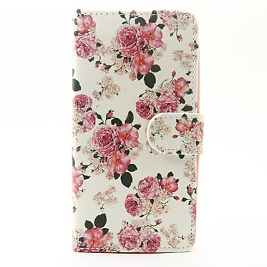 Case For Wiko Card Holder Wallet with Stand Flip Full Body Cases Flower Hard PU Leather for Wiko Sunset 2 Wiko Lenny 3 Wiko Lenny 2