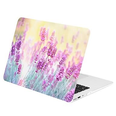 MacBook Carcase pentru MacBook Air 13-inch MacBook Air 11-inch MacBook Pro Retina kijelzős, 13 hüvelyk Floare TPU Material