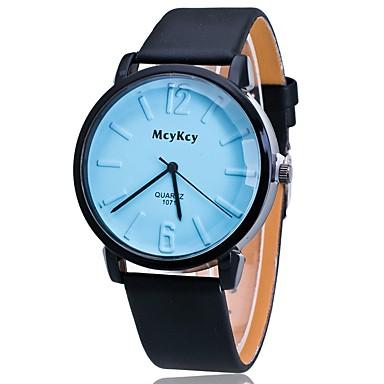 Pentru femei Ceas de Mână Ceas Elegant  Ceas La Modă Chineză Quartz PU Bandă Charm Casual Elegant Negru