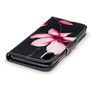 8 supporto Fiore credito Per Apple Integrale Resistente portafoglio iPhone carte Porta Custodia decorativo di pelle X iPhone Con A 06257090 WOXgzZdc4