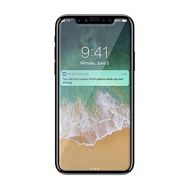 Displayschutzfolie für Apple iPhone X Hartglas 1 Stück Vorderer Bildschirmschutz 9H Härtegrad / Explosionsgeschützte