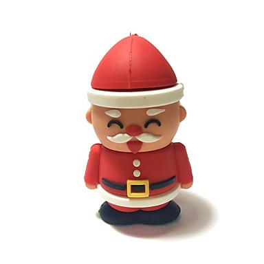 2gb Crăciun usb flash drive desene animate creative santa claus Crăciun cadou usb 2.0
