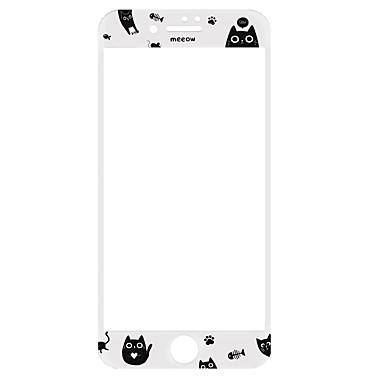 Sticlă securizată Ecran protector pentru Apple iPhone 7 Ecran Protecție Întreg High Definition (HD) 9H Duritate La explozie Model