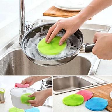 Haute qualit 1pc caoutchouc plumeau serviette de nettoyage outils cuisine les fournitures de for Serviette de toilette haute qualite
