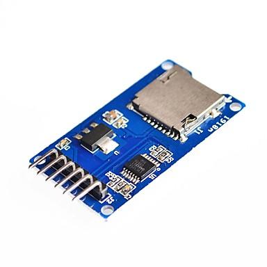 Интерфейс spi-интерфейса для карт micro sd