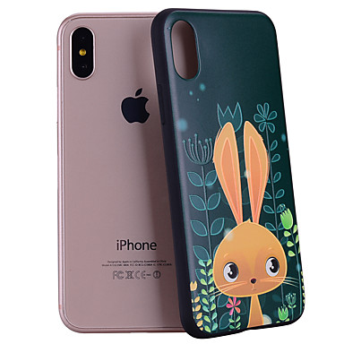 X Animali Morbido Per Custodia per X Cartoni iPhone Fantasia Silicone retro Apple 8 animati Per iPhone 06272841 Plus 8 iPhone disegno iPhone gwwnT47