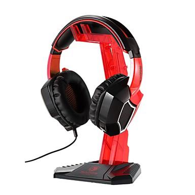 voordelige Gaming-oordopjes-sades s-xlyz gaming headset houder acryl beugel stand head-mounted display rack headset hanger houder voor gamers